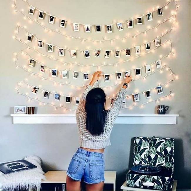 Fairy Light DIY
