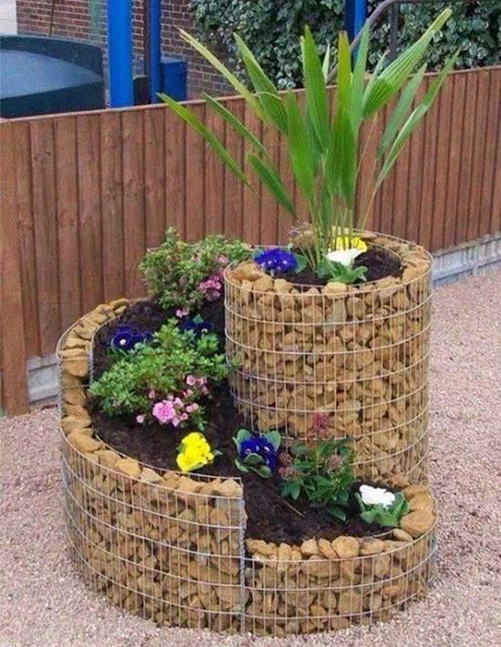 Spiral Herb Garden Tower