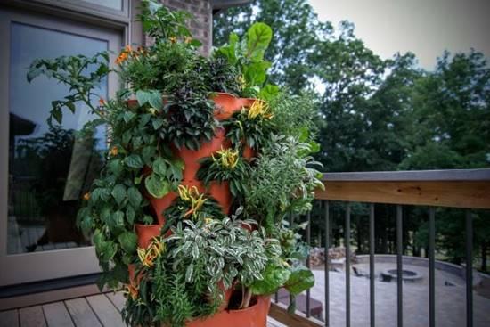Garden Tower Project DIY