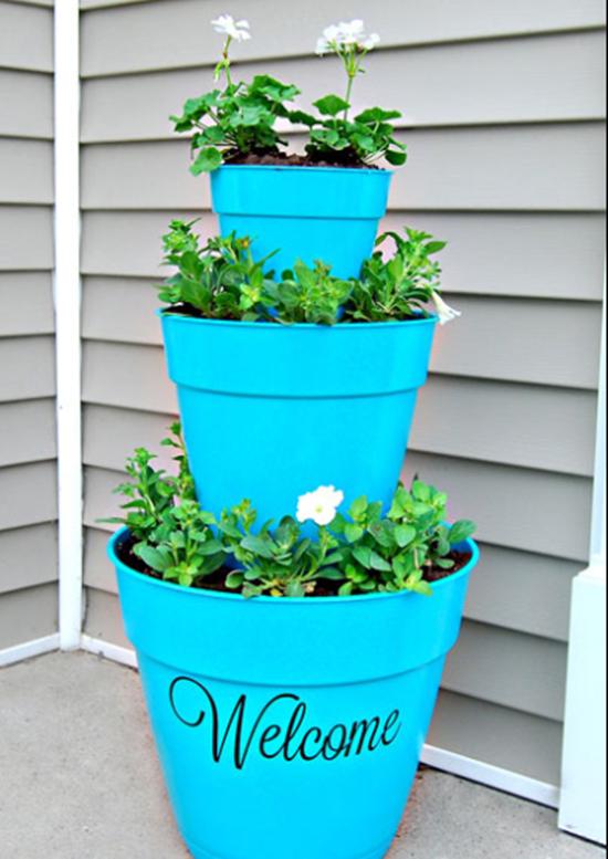 Garden Tower DIY