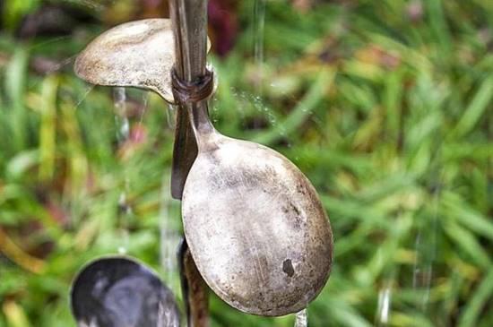 Spoon Rain Chain