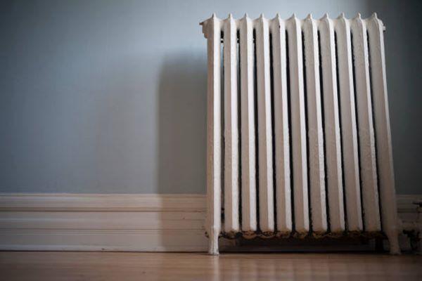 radiator heating appliance reduces humidity
