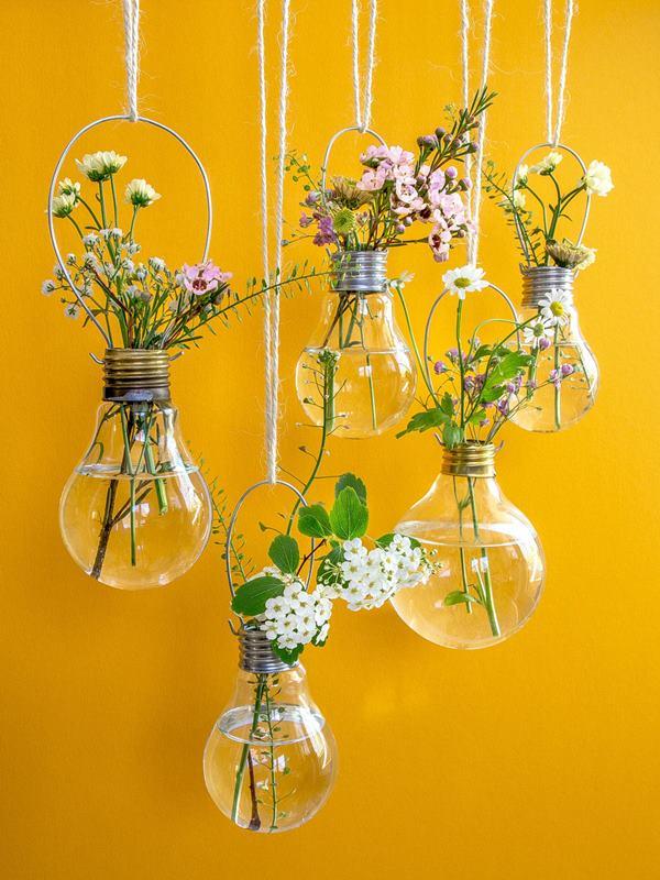 Hanging Bulb Propagation Planter