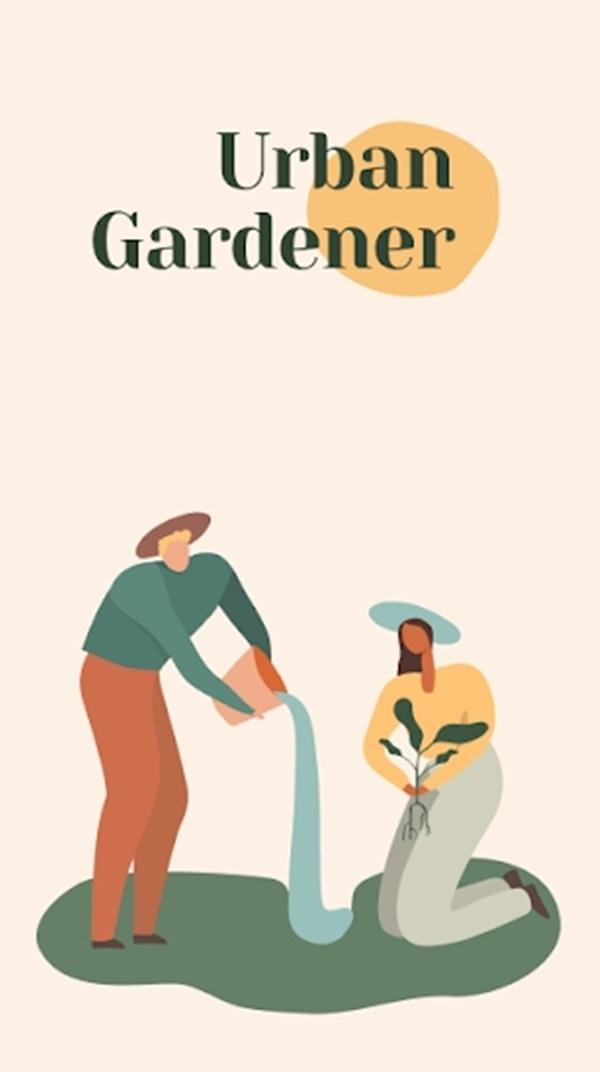 urban gardening app