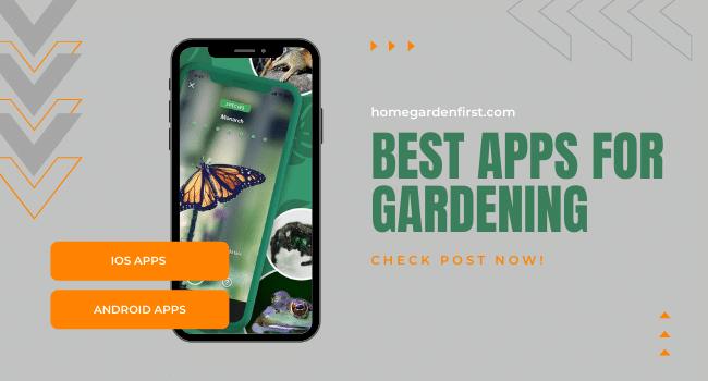 best gardening apps